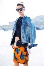 秋冬おしゃれ高まる大人の【Gジャン】コーデ2016レディースファッション