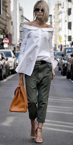 Street Style_ Love this!! ♦๏~✿✿✿~☼๏♥๏花✨✿写 ☆…