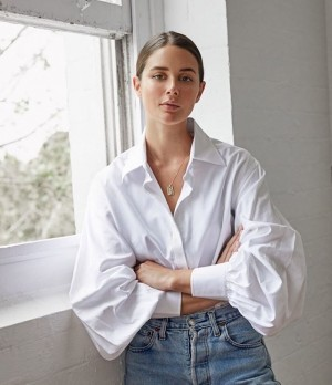 "ANNA QUAN on Instagram_ ""@harperandharley wears the ADAGIO Shirt | Also available @theundonestore"""